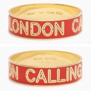 "Kate Spade ""London Calling"" bracelet"